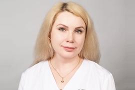Алена Десятова